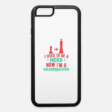 Springer I Used To Be A Nerd Now I'm A Grand Master - iPhone 6 Case