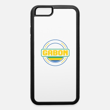 Flags Gabon - iPhone 6 Case