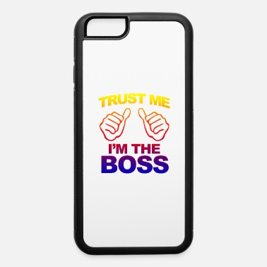 Shell im-the-boss-gradient - iPhone 6 Case