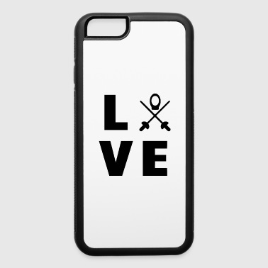 King love my sport - iPhone 6/6s Rubber Case