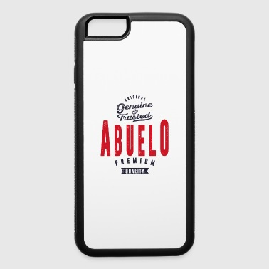 Fathers Day ABUELO - iPhone 6/6s Rubber Case