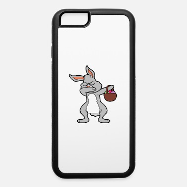 Easter Bunny Dabbing Dab Easter Bunny - iPhone 6/6s Rubber Case