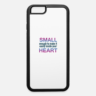 Guys Small Enough to Fit Inside - iPhone 6 Case