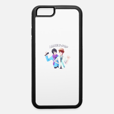 Korean Pop I Love K-Pop Korean Pop Music Boyband Concert Gift - iPhone 6 Case