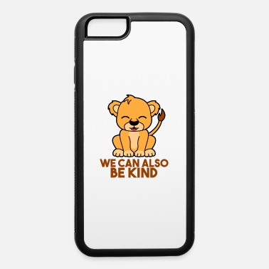 BABY LION - iPhone 6 Case