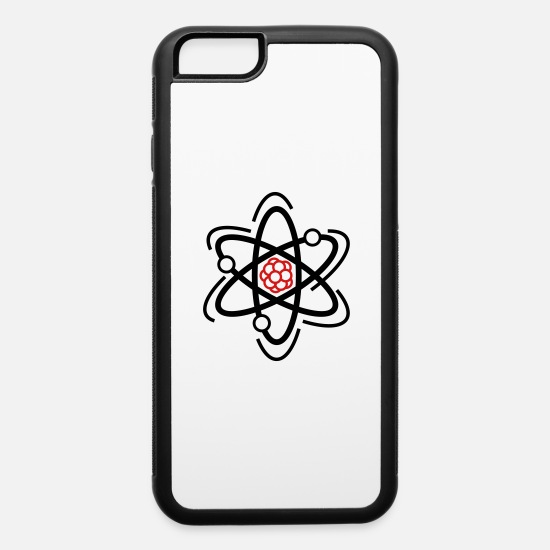 Energy iPhone Cases - Atom (2c) - iPhone 6 Case white/black