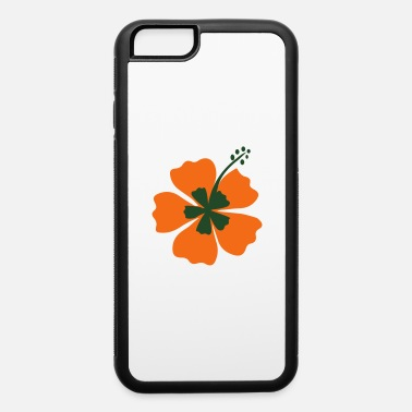 Hibiscus hibiscus - iPhone 6 Case