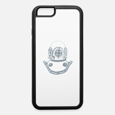 Diving Mask Deep Sea Diving Mask - iPhone 6 Case