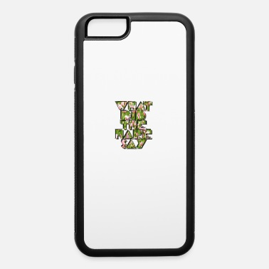 Rat what did the hare say9 - iPhone 6 Case