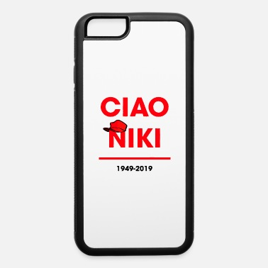 ciao niki lauda - iPhone 6 Case