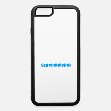 Pool swimmer cool thumbs up gift - iPhone 6 Case