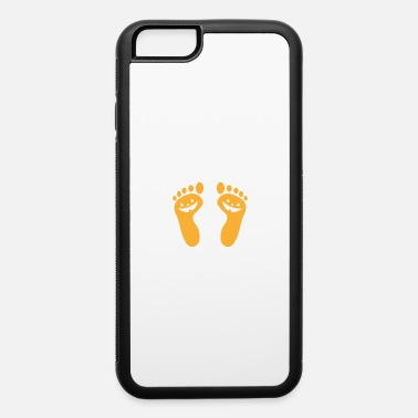 Baby Feet Kick Or Treat - iPhone 6 Case