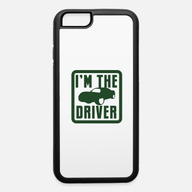 High-performance Sport I'm the DRIVER sports car high performance vehicle - iPhone 6 Case