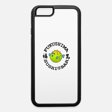 Fukushima Blowfish 1 (Lt Ground) - iPhone 6 Case
