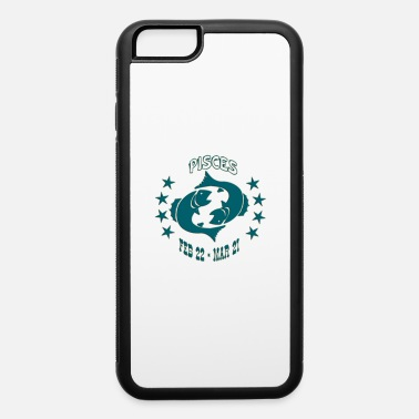 PISCES ZODIAC - iPhone 6 Case
