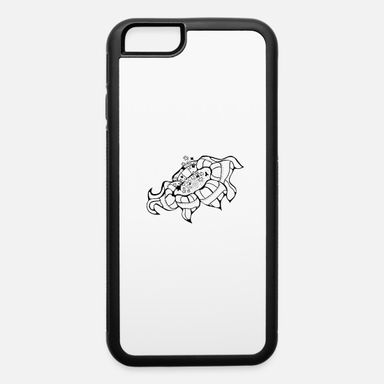 Natural iPhone Cases - Mirror - iPhone 6 Case white/black