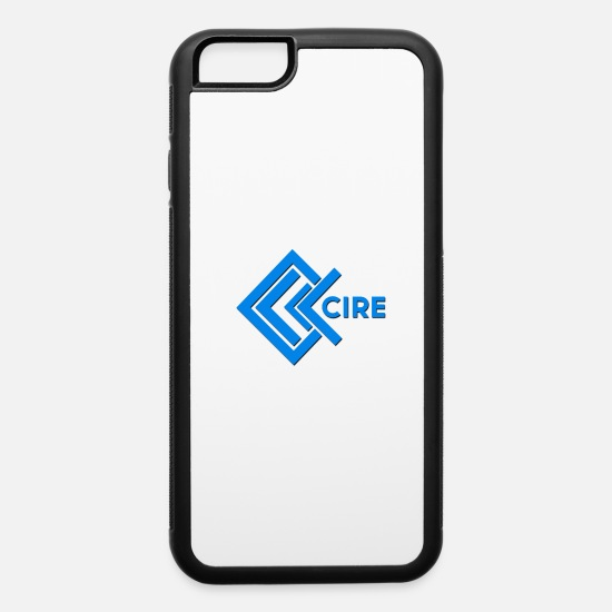 Cire iPhone Cases - Cire Clothing - iPhone 6 Case white/black