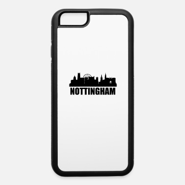 Nottingham Nottingham Skyline - iPhone 6 Case