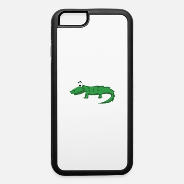 Cartoon Cartoon Alligator - iPhone 6 Case