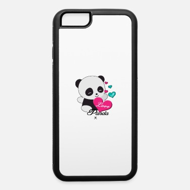 I Love Panda - iPhone 6 Case