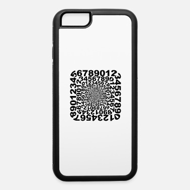 Number Numbers - iPhone 6 Case