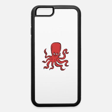 Octopus Red - iPhone 6 Case
