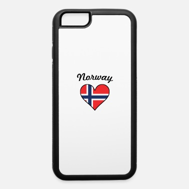 Norway Norway Flag Heart - iPhone 6 Case