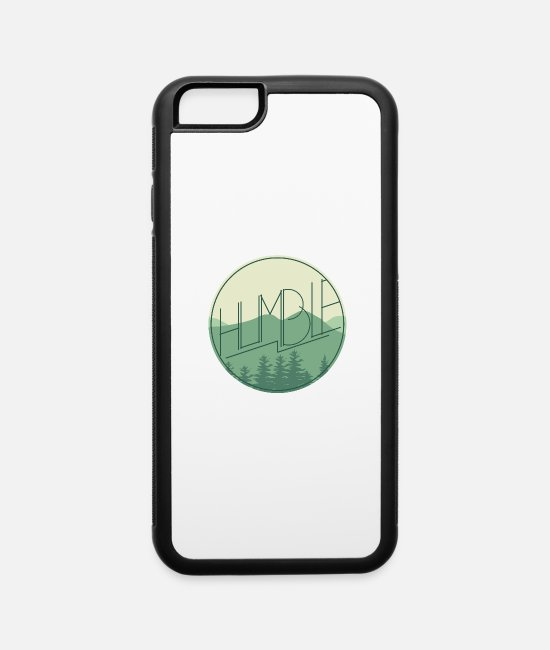 Pop Art iPhone Cases - Humble - iPhone 6 Case white/black