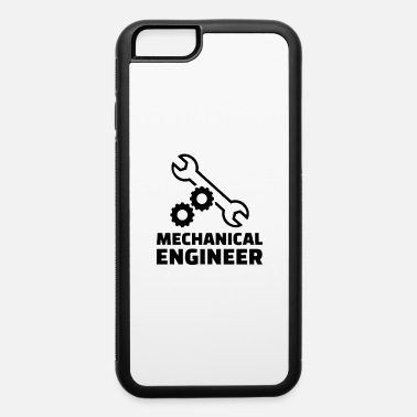 Mechanical Engineering mechanical engineer - iPhone 6/6s Rubber Case