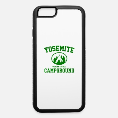 Campground Yosemite Campground - iPhone 6 Case