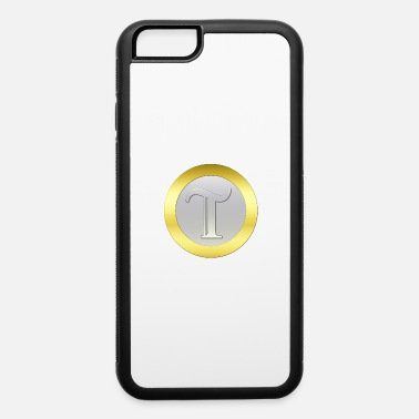 Silver Silver Silver Terracoin A - iPhone 6 Case