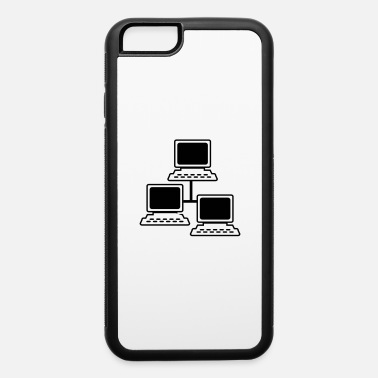 Networking network - iPhone 6 Case