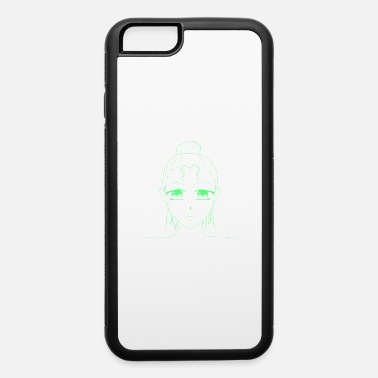 girl face facette unisex - iPhone 6 Case