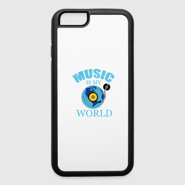 music music music disc - iPhone 6/6s Rubber Case