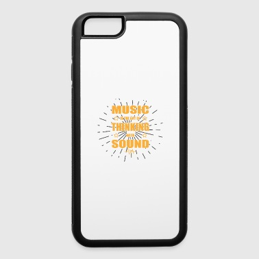 Music Music - iPhone 6/6s Rubber Case