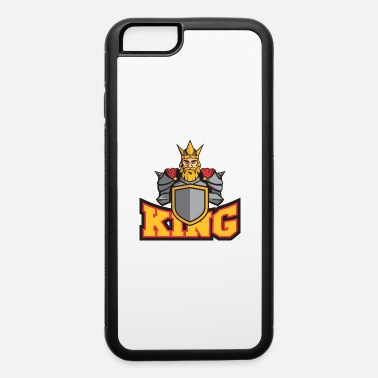 King King - iPhone 6/6s Rubber Case