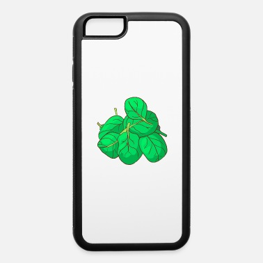 Spinach Spinach Leaves - iPhone 6 Case