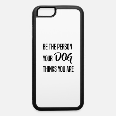 Rescue dog - iPhone 6/6s Rubber Case