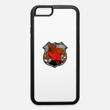 Coat Of Arms Logo Dog-Coat of arms logo - iPhone 6 Case