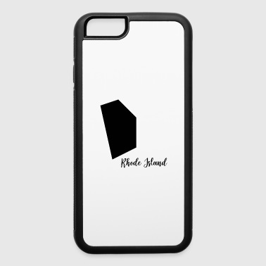 Rhode Island - iPhone 6/6s Rubber Case