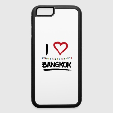 I love Bankok - iPhone 6/6s Rubber Case