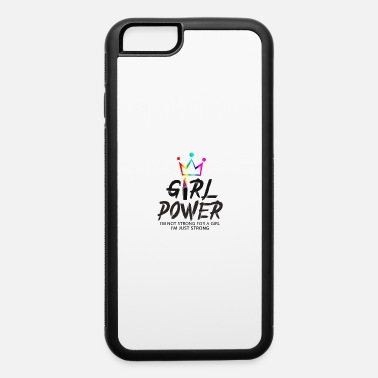 Power Girl Power - iPhone 6 Case