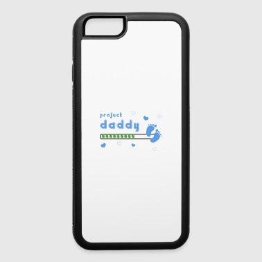 project daddy pregnant family announcement gift - iPhone 6/6s Rubber Case