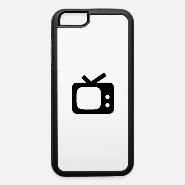 Television Television - iPhone 6/6s Rubber Case