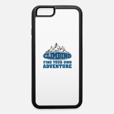 Climb Climbing - iPhone 6/6s Rubber Case