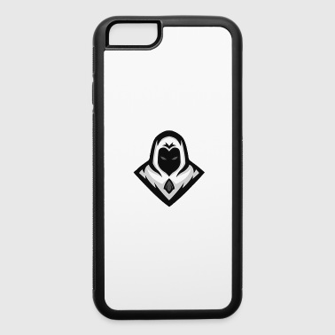 Ghost (Crao's Old Logo) - iPhone 6/6s Rubber Case