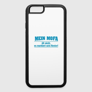 Moped small moped - iPhone 6/6s Rubber Case
