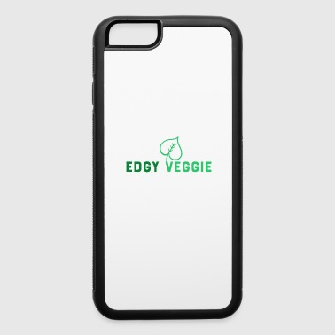 Vegan vegetarian animal welfare gift idea - iPhone 6/6s Rubber Case