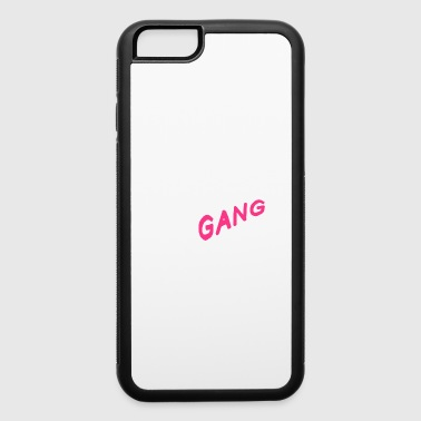 hangover gang woman girls group celebrate gift - iPhone 6/6s Rubber Case