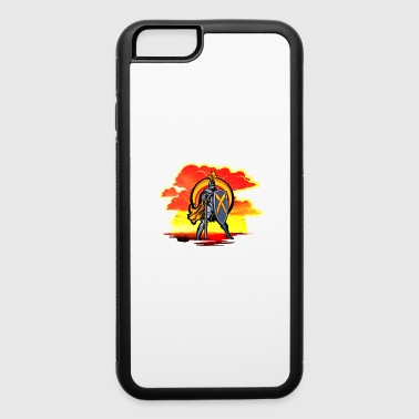 Knight - iPhone 6/6s Rubber Case